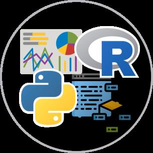 Exploração e comunicação de dados com R e Python